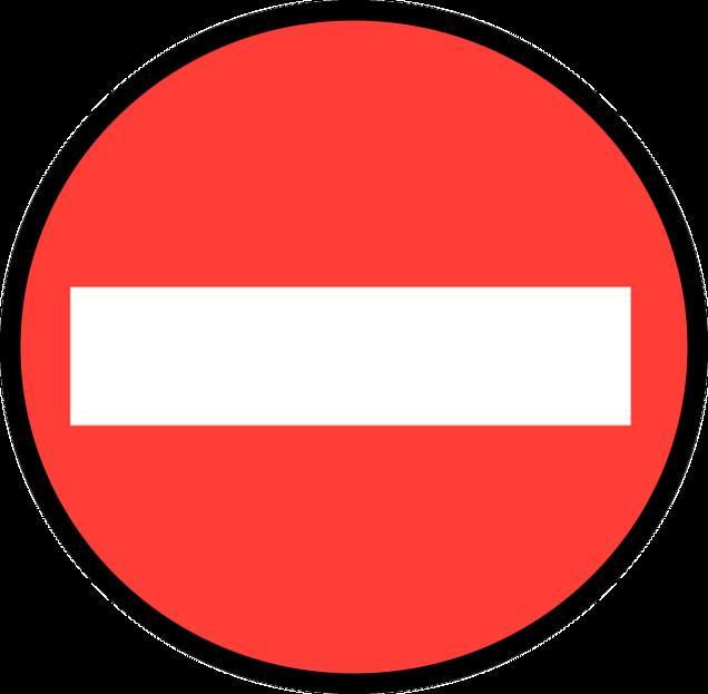 no-entry-27897_640